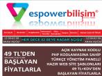 Espower Bilişim'de Eskişehir Firma Rehberi Tercih Etti