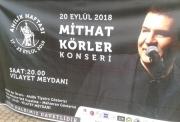 Eskişehir Mithat Körler Konseri