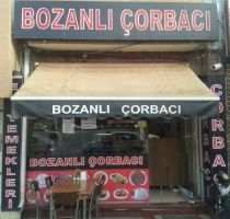 Bozanlı Çorbacı Eskişehir