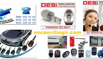 Escan Çilingir'de Eskişehir Firma Rehberini Seçti