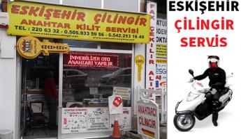 Eskişehir Çilingir'de Eskişehir Firma Rehberi Seçti