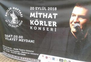 Mithat Körler Konseri Eskişehir