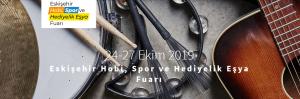 Tüyap Eskişehir Hobi Spor ve Hediyelik Eşya Fuarı
