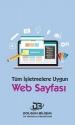 Mersin Web Tasarım Reklam Tanıtım Dolgun Bilişim ve Teknoloji Hizmetleri