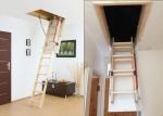Tavan Arası Çatı Merdiveni