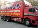 TUZCUOĞULLARI Eskişehir evden eve nakliyat ev taşıma